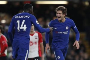 The Blues Chelsea Menang Tipis Atas Southampton Pada Pekan 18