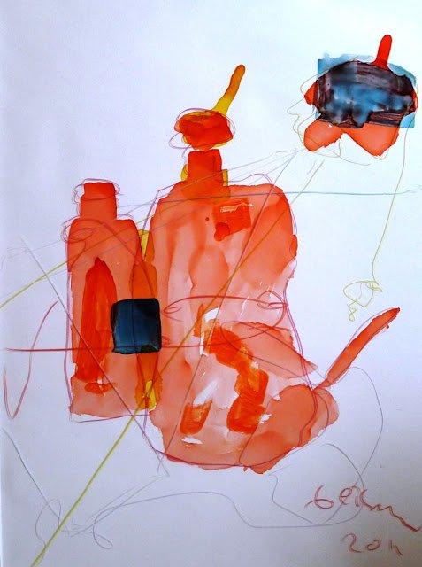 Exposition Art Blog: Jarg Geismar - Minimalism and Conceptual Art