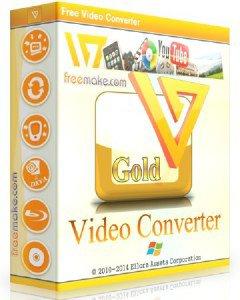 FreeMake Video Converter Gold v4.1.10.26 Incl Serial Keys | Full Version Software