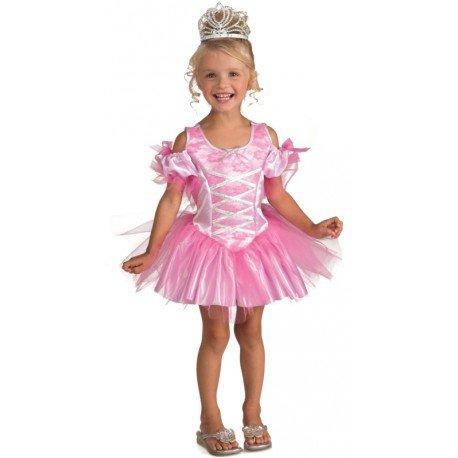 Déguisement ballerine rose fille Tiny Dancer Ballerine danseuse enfant