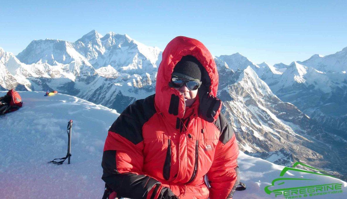 Mera Peak Climbing, Mera Peak Route, Itineray, Guide & Best Season