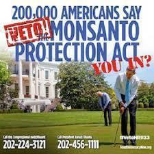 Comment Barack Obama est-il devenu l'homme de Monsanto à Washington ?