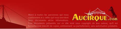 AUCIRQUE.COM