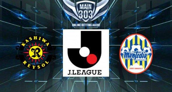 Prediksi Kashiwa Reysol vs Montedio Yamagata 20 September 20