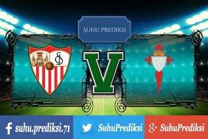 Prediksi Bola Sevilla Vs Celta De Vigo 28 April 2017