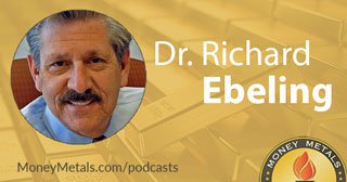 Jerome Powell as Fed Chair Be Good for Gold?; Dr. Richard Ebeling on the Bankers' War