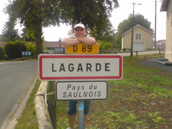 Bonjour....    Lagarde ( France )