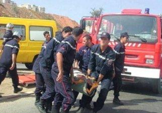 Algérie: 11 morts et plusieurs blessés dans un accident de bus à In Salah