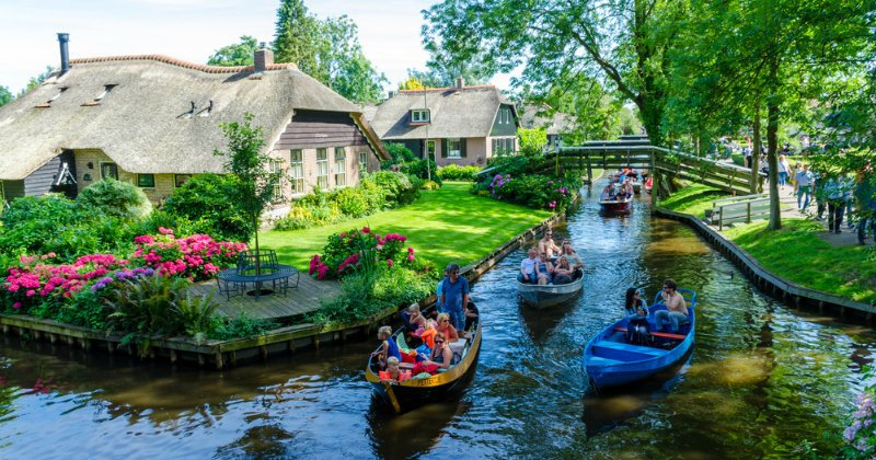 9 villes piétonnes pour passer un été en toute tranquillité