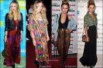 Apparences: Evolution du style de Gillian de 2010 à 2011. Une préférence ?