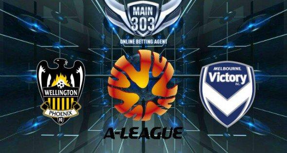 Prediksi Wellington Phoenix vs Melbourne Victory 2 April 201