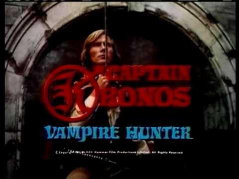 Capitaine Kronos, tueur de vampire, un film révonant le genre et pl...