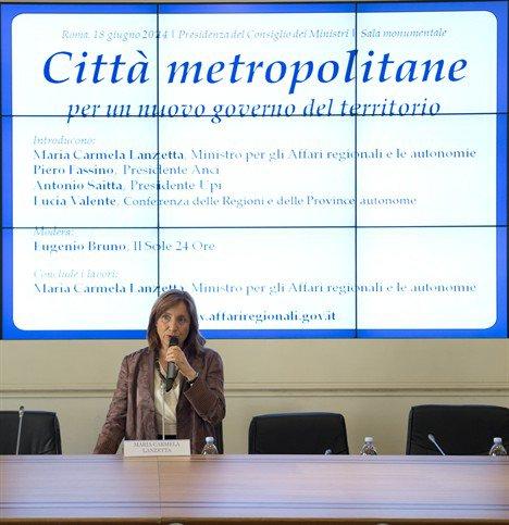 Presentazione video della Riforma Delrio: città metropolitane, province, unioni di comuni | Belly: che in inglese vuol dire pancia