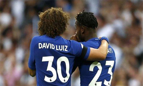 Conte Dikabarkan Akan Segera Melepas Luiz Dan Batshuayi