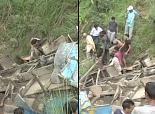 Un bus s'écrase dans un ravin en Inde