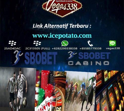 Website Alternatif Sbobet www.icepotato.com