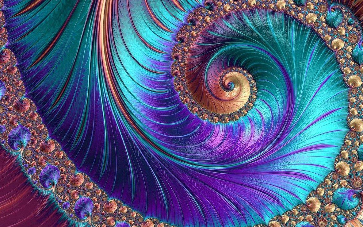 Photos | La beauté de l'art fractal