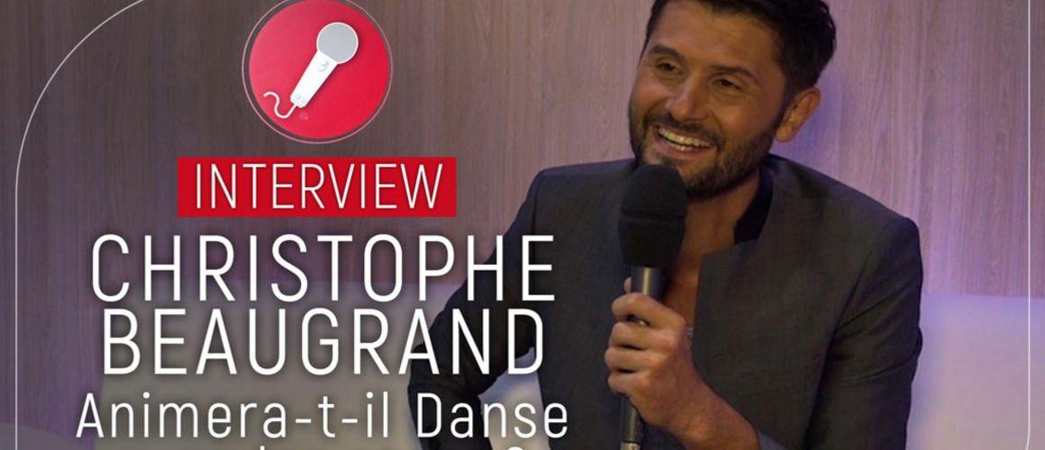 Christophe Beaugrand à l'animation de Danse avec les stars 8 ?