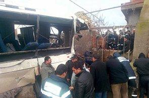 Bilan final de l'accident ferroviaire de Téboulba : 6 morts, 32 blessés