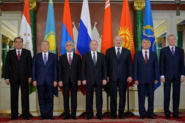 Russie : 6 ex-membres de l'URSS créent une force aérienne collective !