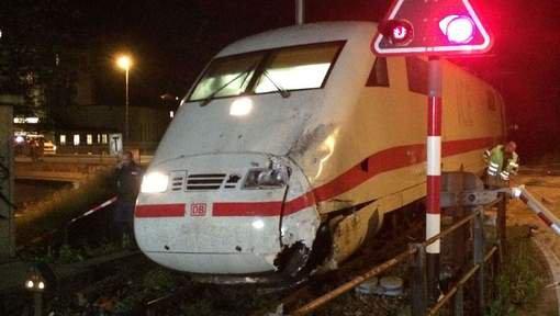 17 blessés dans une collision entre un train et un car
