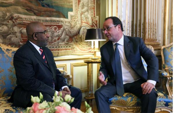 F. Hollande préconise des mesures plus contraignantes sur Mayotte - Comores-Actualités