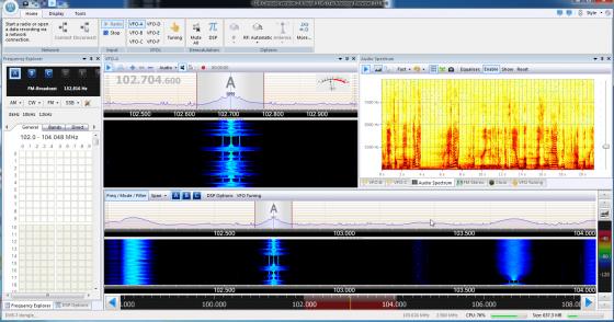 SDR-Radio.com V2.0 Now Supports RTL2832U SDR | Ham Radio Science