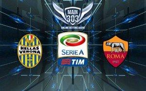 Prediksi Hellas Verona vs Roma 22 Februari 2015 Serie A