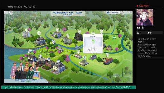 Jeux vidéos Clermont-Ferrand sylvaindu63 - les sims 4 épisode 31 ( on déménage pas encore ) - vidéo Dailymotion