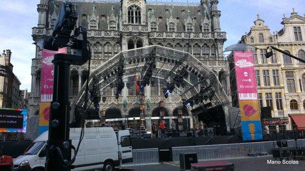 27 septembre 2013 - Tous à la Grand Place de Bruxelles dès 20h45 !