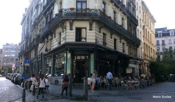 Série : Les m'as-tu-vu à Bruxelles : Le Stella Fontainas