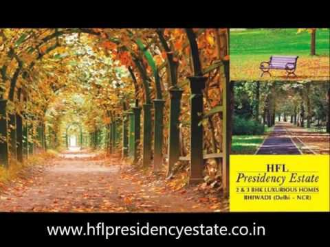 HFL Presidency Estate Bhiwadi