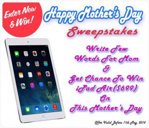 Play Mothers Day Contest Online