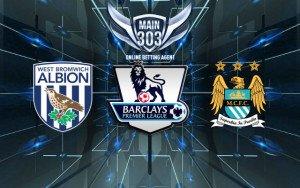 Prediksi West Bromwich Albion vs Manchester City 11 Agustus 2015