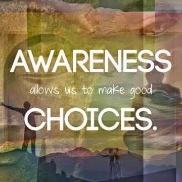 CHOICE-ABLE AWARENESS...