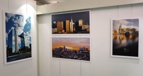 BRUXELLES URBANITUDE S'EXPOSE A POP UP ART GALLERY