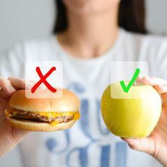 Poids, santé: le développement d'une zone cérébrale liée à de meilleurs choix alimentaires