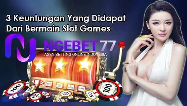 Keuntungan Bermain Live Casino Online Uang Asli - Situs Bola Terbaik