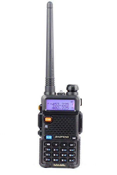 Configurer un Baofeng UV-5R UV-82 UV-6R avec Chirp | Passion Radio Blog