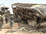 Plus de 40 morts dans un accident d'autocar en Afghanistan
