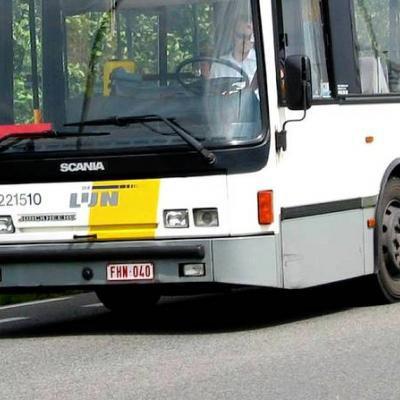 Onze passagers blessés lors d'un accident de bus à Wijnegem