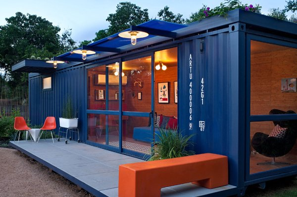 Extraordinary Houses Made From Shipping Containers - NICE PLACE TO VISIT