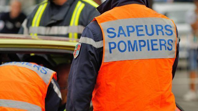 25-07-2019 - Pommerieux (en Mayenne).© - Un car avec 61 passagers percute un tracteur sans faire de blessés