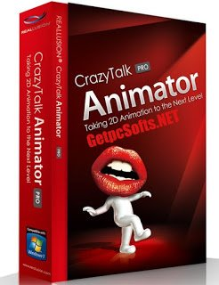 CrazyTalk Animator 3.2 With Crack Free Download - GetpcSofts