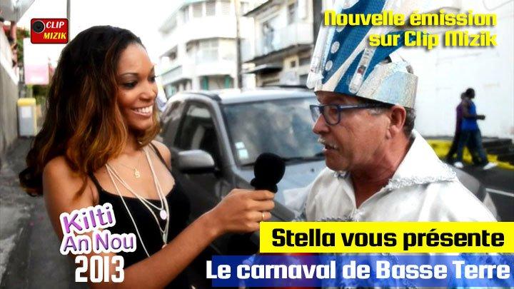 Stella vous présente le Carnaval de Basse Terre sur www.clip-mizik.tv