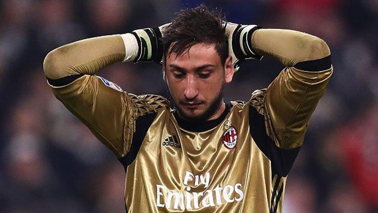 Menurut Cassano, Donnarumma Tidak Bisa Menolak Real Madrid