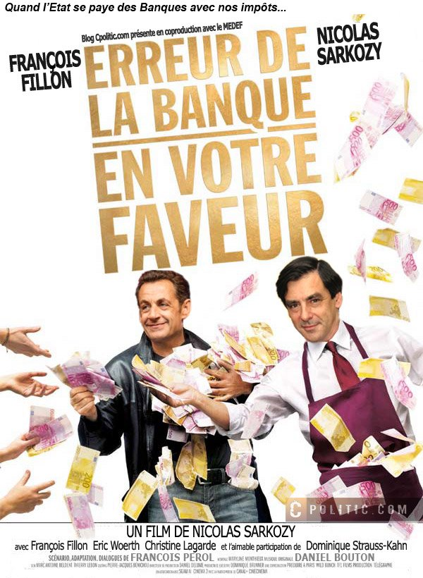 e-Reputation: Quand Michel et Augustin prennent un risque inconsidéré… pour Fillon!