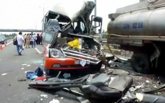 Vietnam : un couple de Français tué dans un accident de car