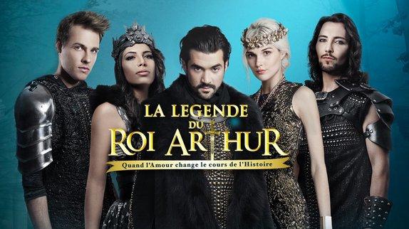 """""""La légende du roi Arthur"""" : 3 raisons de découvrir la comédie musicale de Dove Attia"""