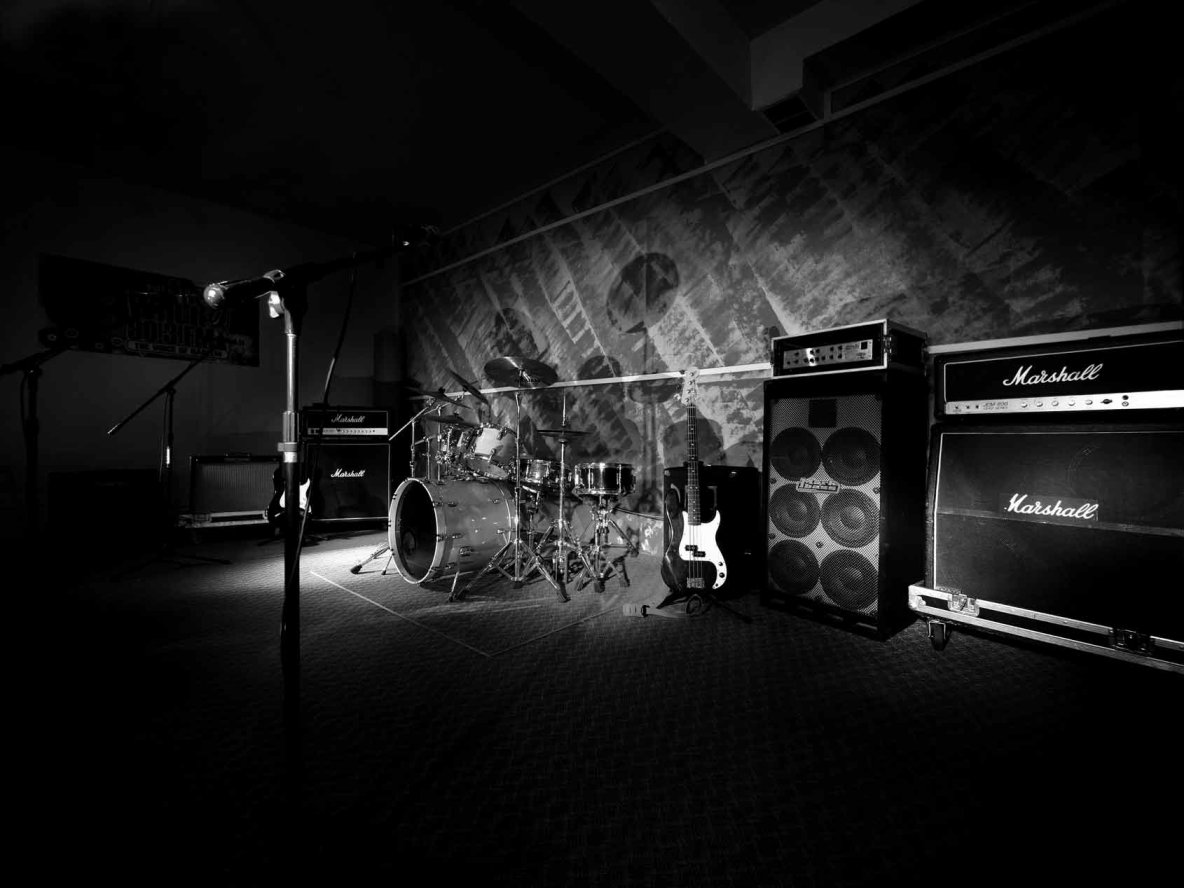 Rehearsal Studio Rental